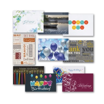 Custom Business Greeting Cards